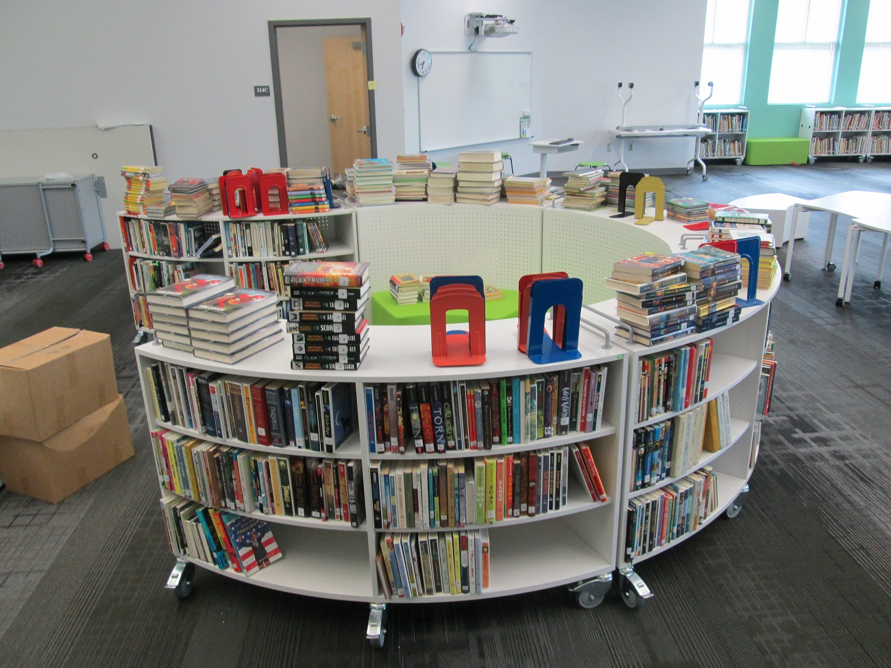 The Importance of an Elementary School Library