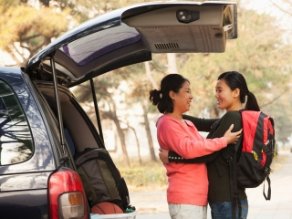Helping your child to prepare for college