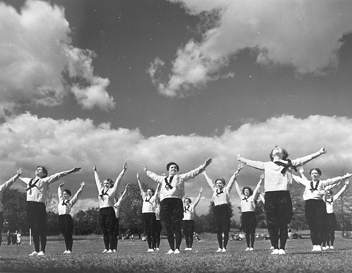 A Short History of Physical Education