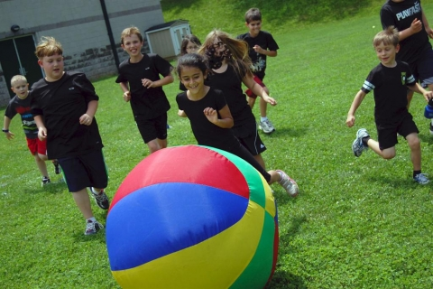 Middle School PE Games